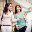 Shopping in the city — Stock Photo #28209639