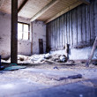 Squalid building — Stock Photo