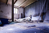 Squalid building — Foto Stock