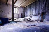 Edifício esquálido — Foto Stock