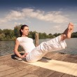 yogic — Stockfoto