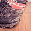 Sports and lifestyle — Stock Photo #42136255