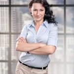 Businesswoman — Stock Photo #43679891