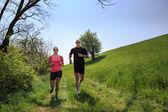 Koşu — Stok fotoğraf