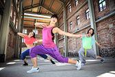 Gimnasio baile — Foto de Stock