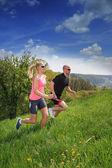 Jogging — Foto Stock