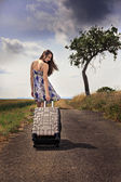 Suitcase — Stock Photo