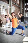 Dança fitness — Foto Stock