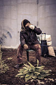 Homeless — Stock Photo