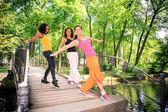 Zumba dance — Foto de Stock