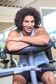 Gym time — Stockfoto