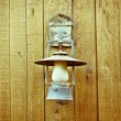 Stock Photo: Vintage lamp