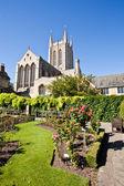 St Edmundsbury Cathedral — Stock Photo