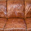 Royalty-Free Stock Photo: Leather sofa