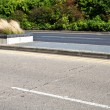 Dual carriageway — Stock Photo