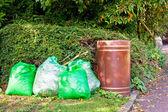 Rubbish bags — Stock Photo