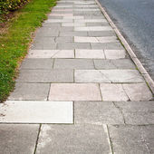 Sidewalk — Stock Photo