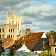 Stock Photo: Bury St Edmunds