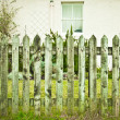 Picket fence — Stock Photo #22813876