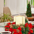 Royalty-Free Stock Photo: Christmas table