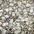 Stock Photo: Flint stone wall