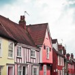 Stock Photo: Suffolk houses