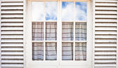 Window frame — Stock Photo
