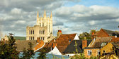 Bury St Edmunds — Stock Photo