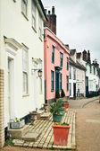 English houses — Stock Photo