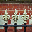Stock Photo: Railings