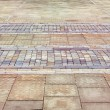 Stock Photo: Paving background