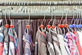 Men's shirts — Stock Photo