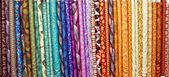 Fabric colours — Stock Photo