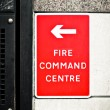 Fire command centre — Stock Photo #38664735