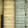 Stock Photo: Wooden shutters