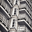 Balconies — Stock Photo #38666391
