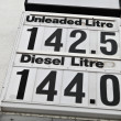 Petrol prices — Stock Photo #38676711