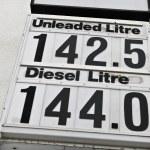Petrol prices — Stock Photo #38676711