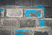 Brick wall — Zdjęcie stockowe