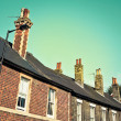 Terraced houses — Stock Photo #38706865