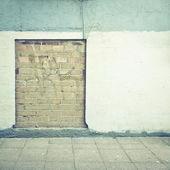 Wall background — Stockfoto