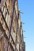 Cardiff building — Stock Photo