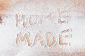 Home made — Stock Photo