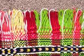 Colorful carpet — Stock Photo