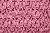 Pink wool — Stock Photo