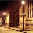 Bury St Edmunds Night Scene — Stock Photo #39023421