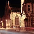 Stock Photo: Bury St Edmunds Night Scene