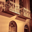 Balconies — Stock Photo #39023459