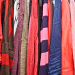 Hanging clothes — Stock Photo #39027341