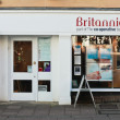 Stock Photo: BritanniBuilding Society
